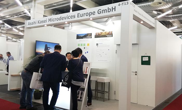Asahi Kasei Microdevices Europe GmbH _Highend Society Munich 2019